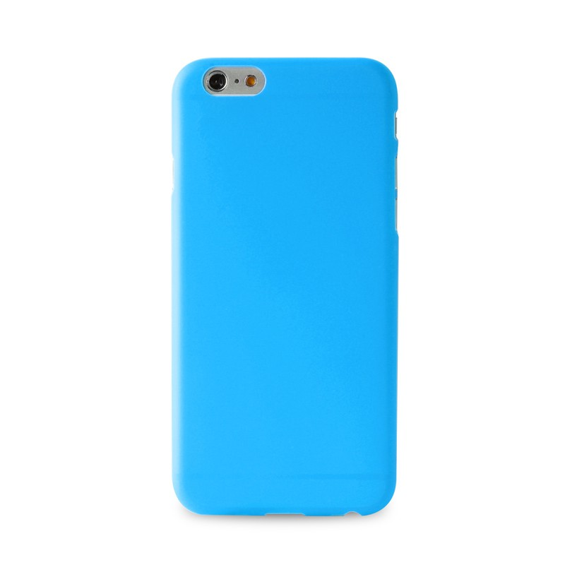 Puro UltraSlim Backcover iPhone 6 Blue - 1