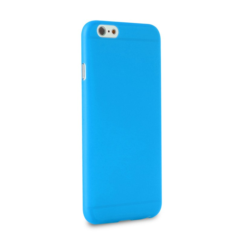 Puro UltraSlim Backcover iPhone 6 Blue - 4