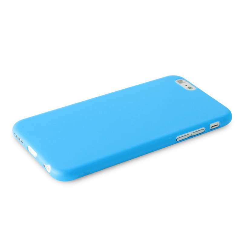 Puro UltraSlim Backcover iPhone 6 Blue - 5