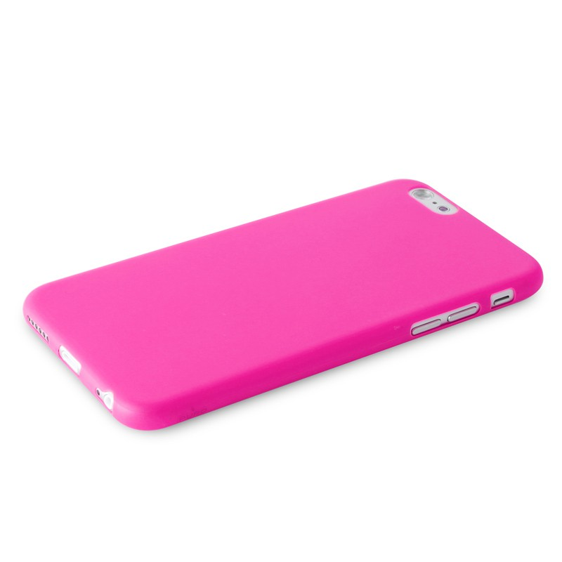 Puro UltraSlim Backcover iPhone 6 Plus Pink - 5
