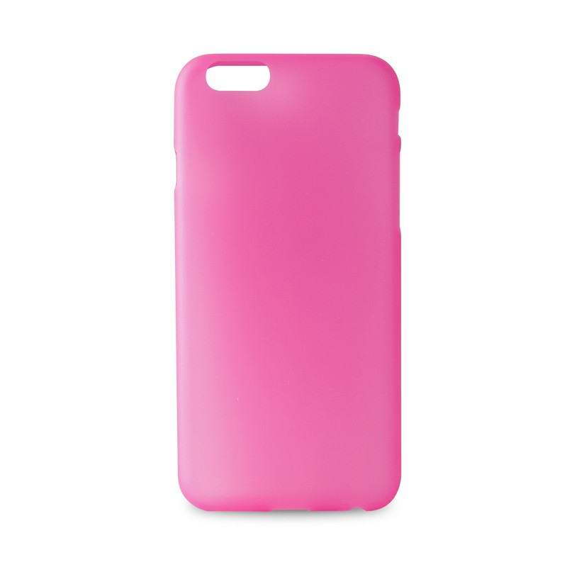 Puro UltraSlim Backcover iPhone 6 Plus Pink - 6