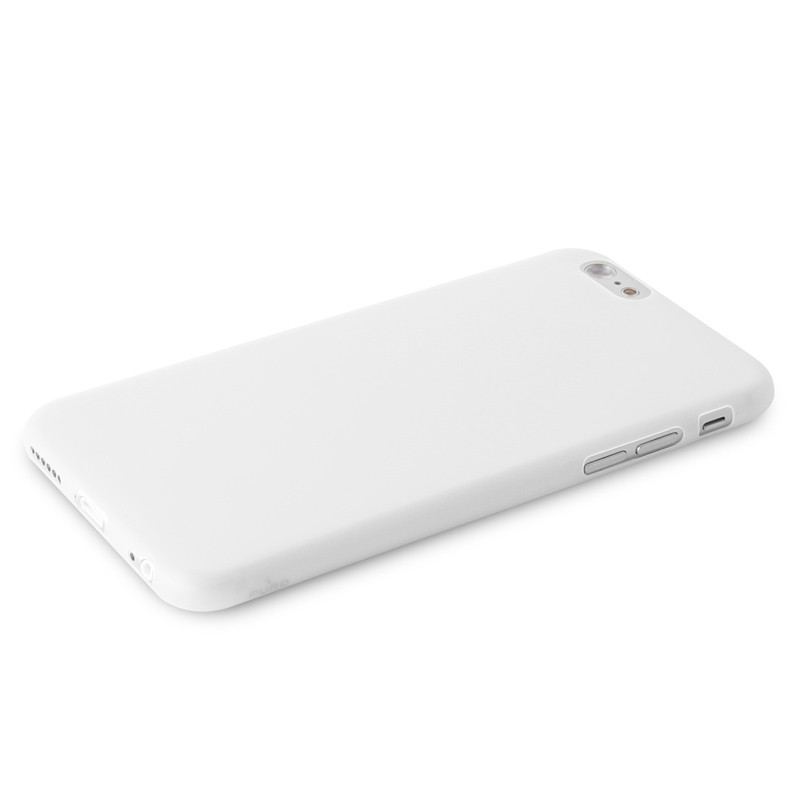 Puro UltraSlim Backcover iPhone 6 Plus White - 5