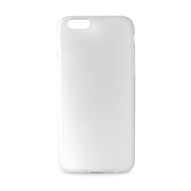 Puro UltraSlim Backcover iPhone 6 Plus White - 7