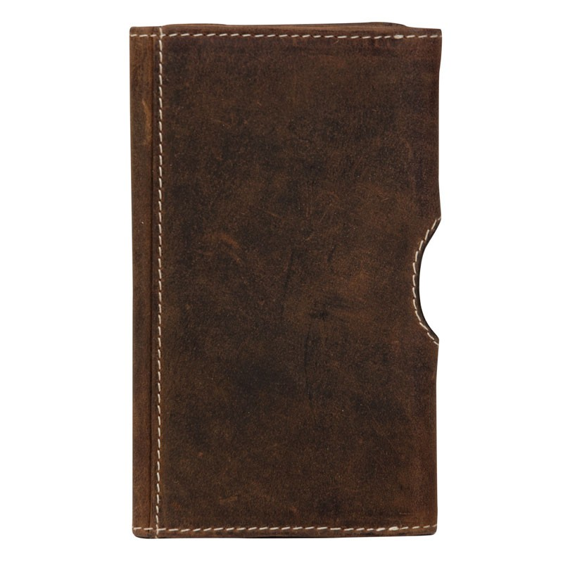 DBramante Leather Wallet iPhone SE/5S/5 4.3 inch Hunter - 2