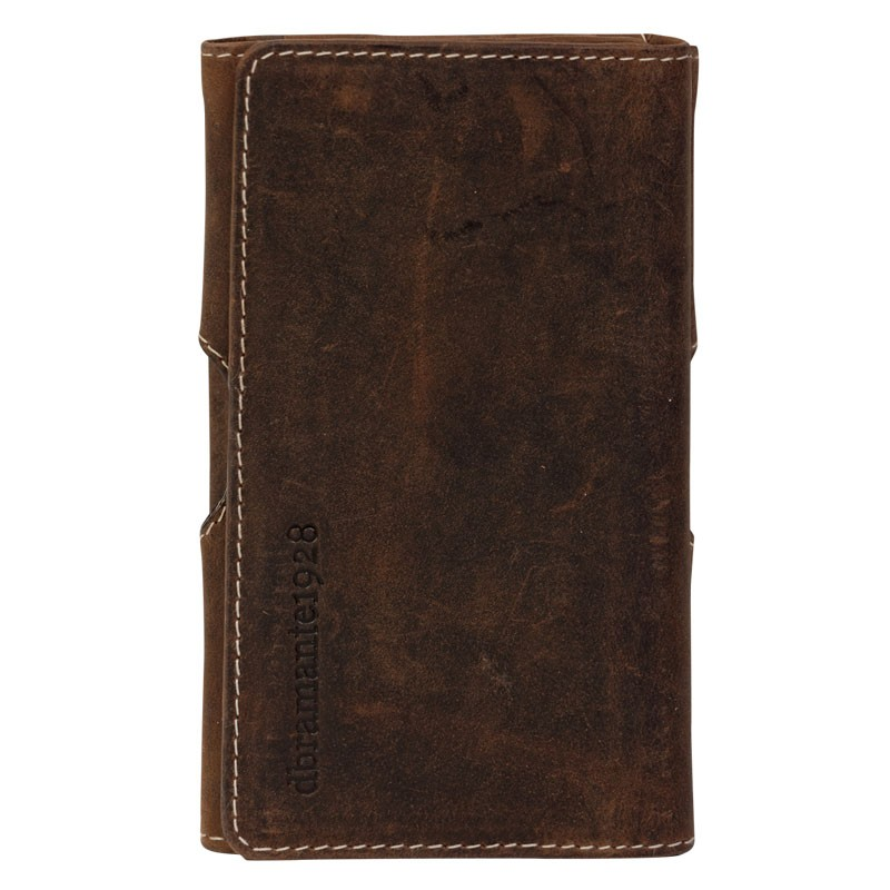 DBramante Leather Wallet iPhone SE/5S/5 4.3 inch Hunter - 3