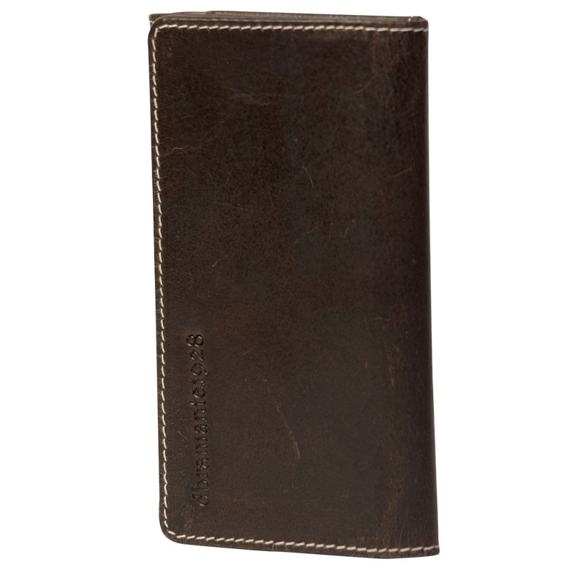 DBramante Leather Wallet iPhone SE/5S/5 4.3 inch Hunter Dark - 3