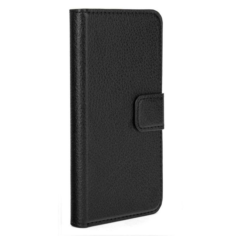 Xqisit Slim Wallet Case iPhone 5/5S Black - 4