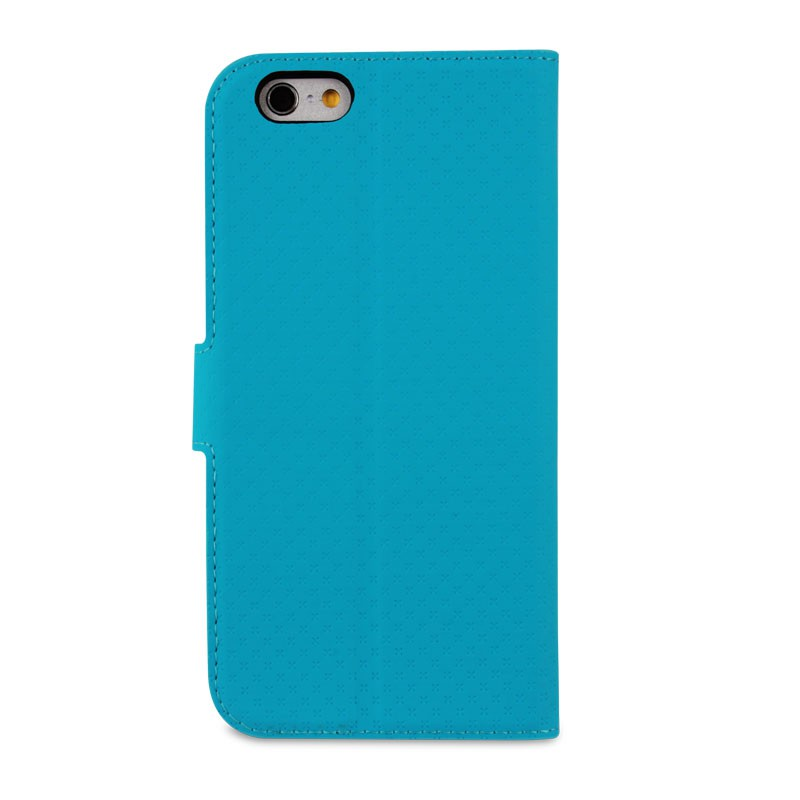 Muvit Wallet Case iPhone 6 Plus Turqoise - 2