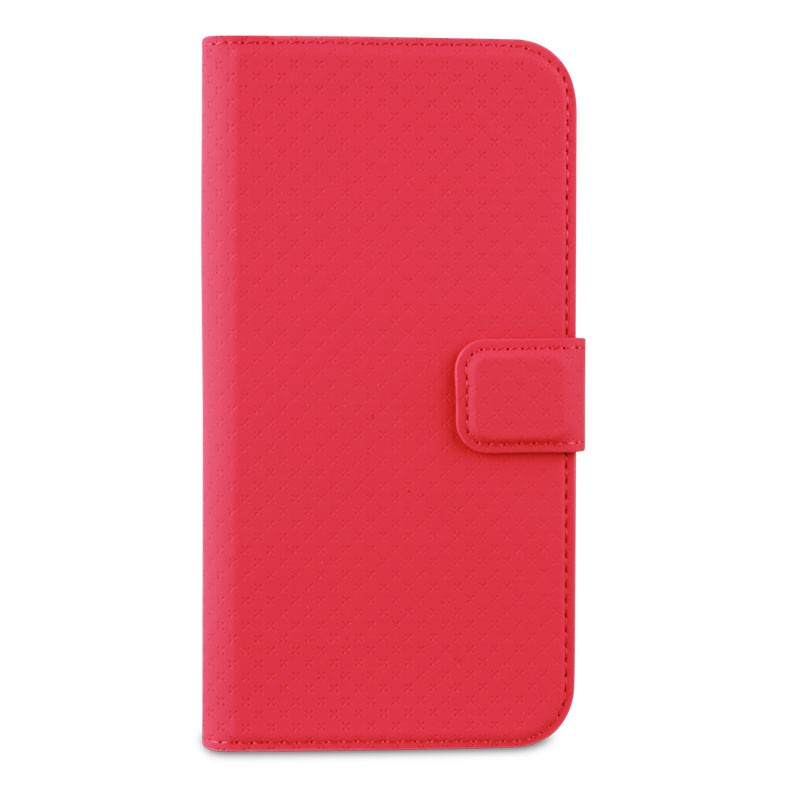Muvit Wallet Case iPhone 6 Plus Pink - 2
