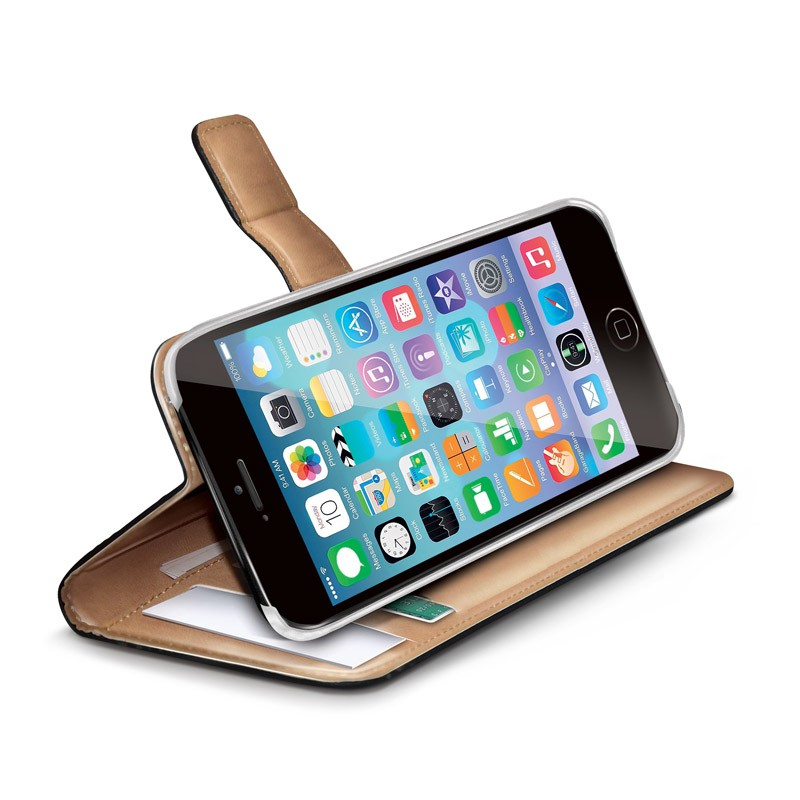 Celly Wally iPhone 6 Plus Black - 2