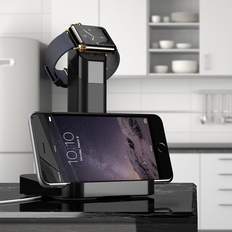 Griffin WatchStand Apple Watch Black - 6