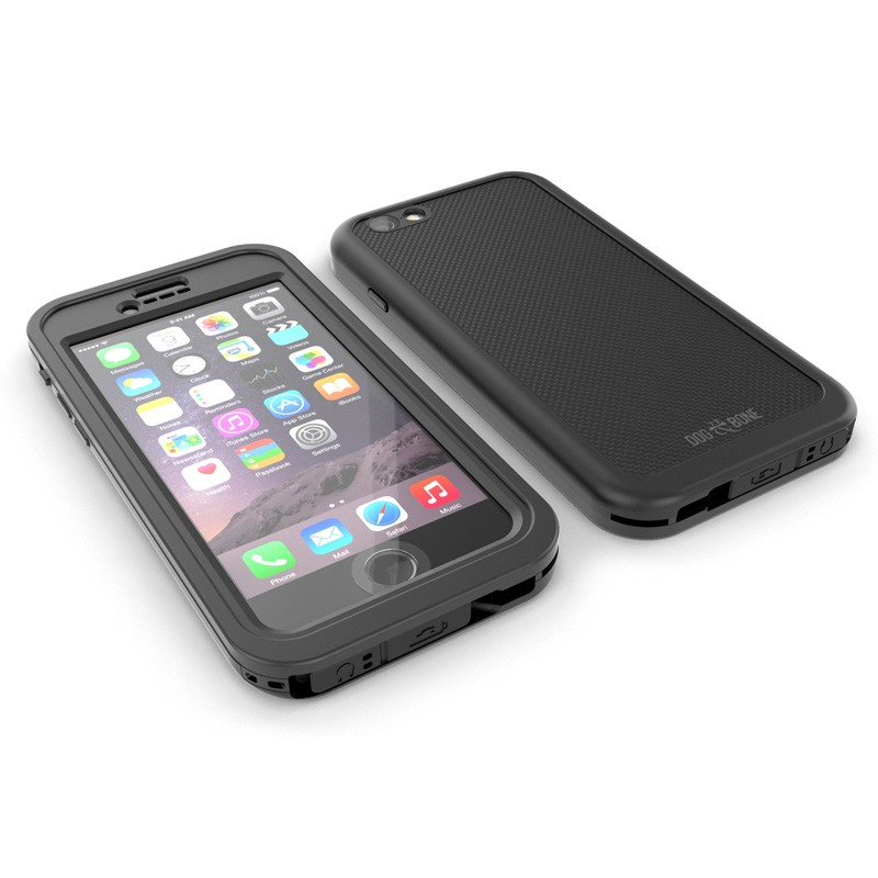 Dog and Bone Wetsuit Impact iPhone 6/6S Black - 4