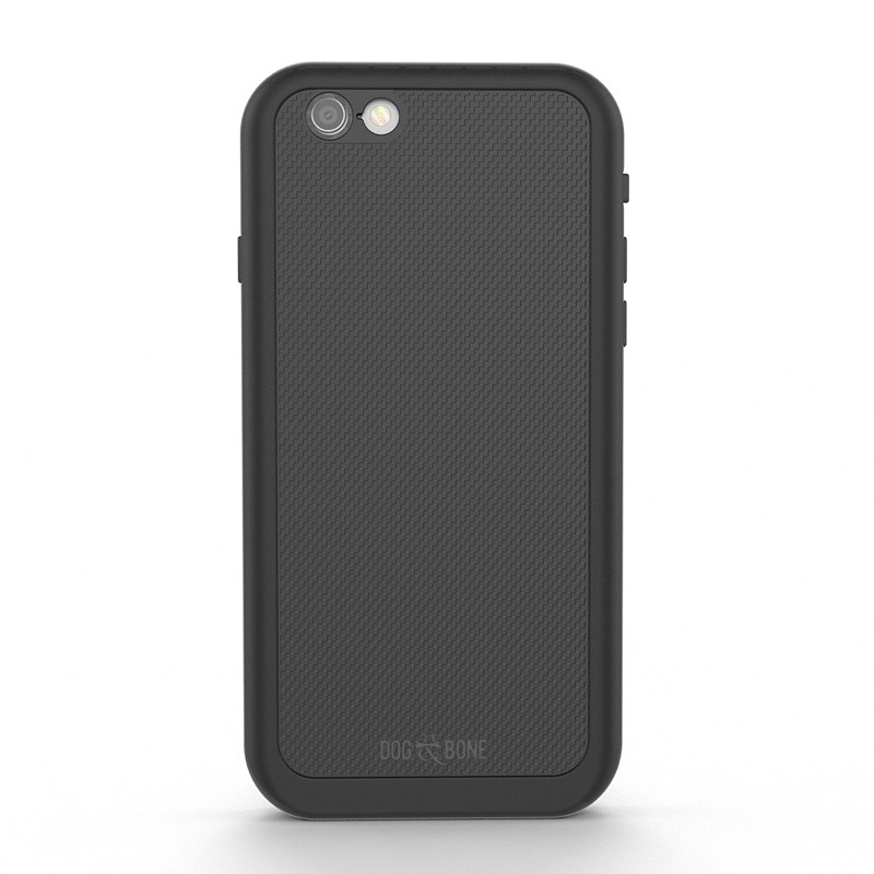 Dog and Bone Wetsuit Impact iPhone 6/6S Black - 5