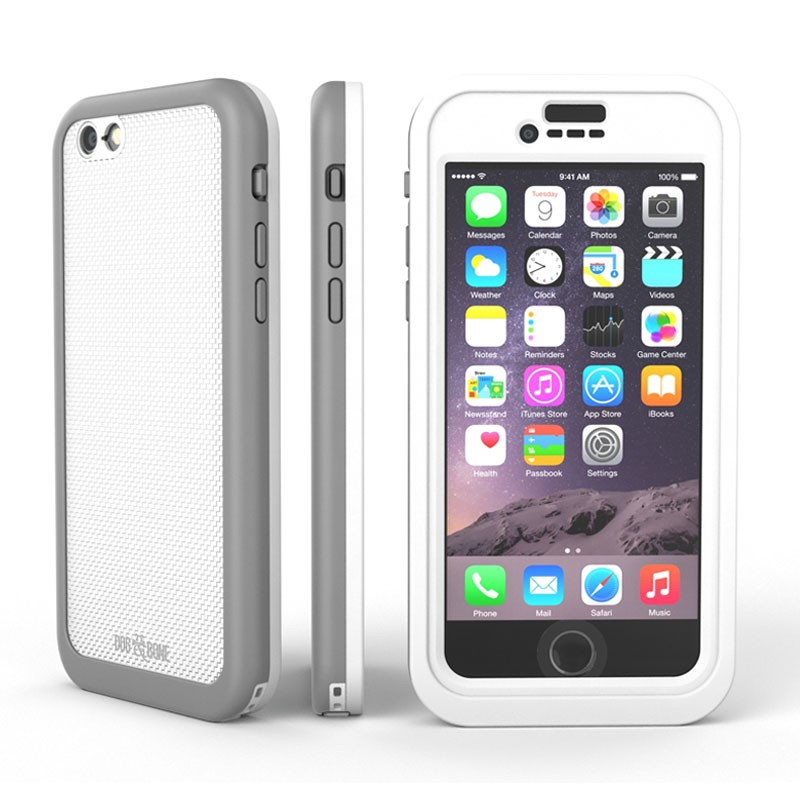Dog and Bone Wetsuit Impact iPhone 6/6S White - 1