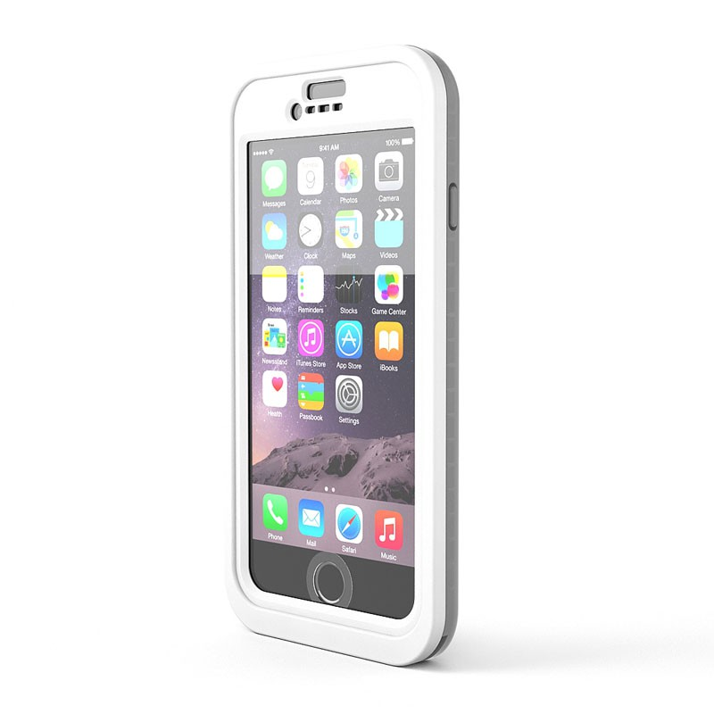 Dog and Bone Wetsuit Impact iPhone 6/6S White - 2