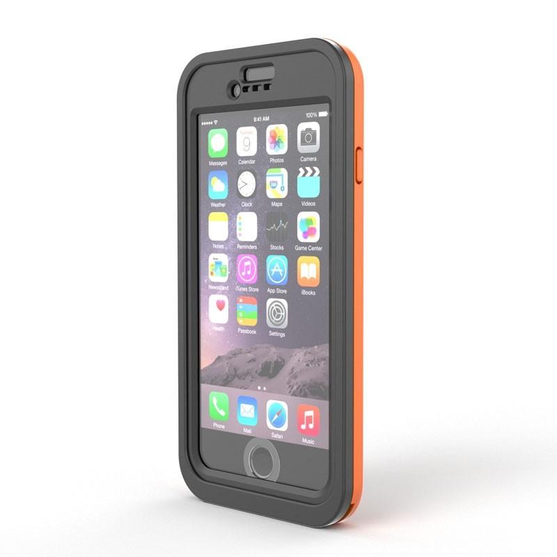 Dog and Bone Wetsuit Impact iPhone 6 Plus / 6S Plus Orange - 2