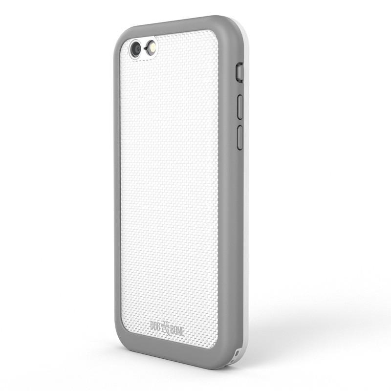 Dog and Bone Wetsuit Impact iPhone 6 Plus / 6S Plus White - 5