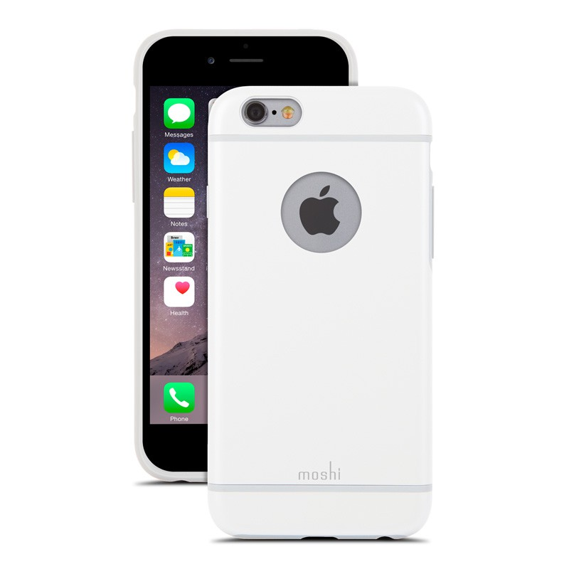 Moshi iGlaze iPhone 6 White - 2