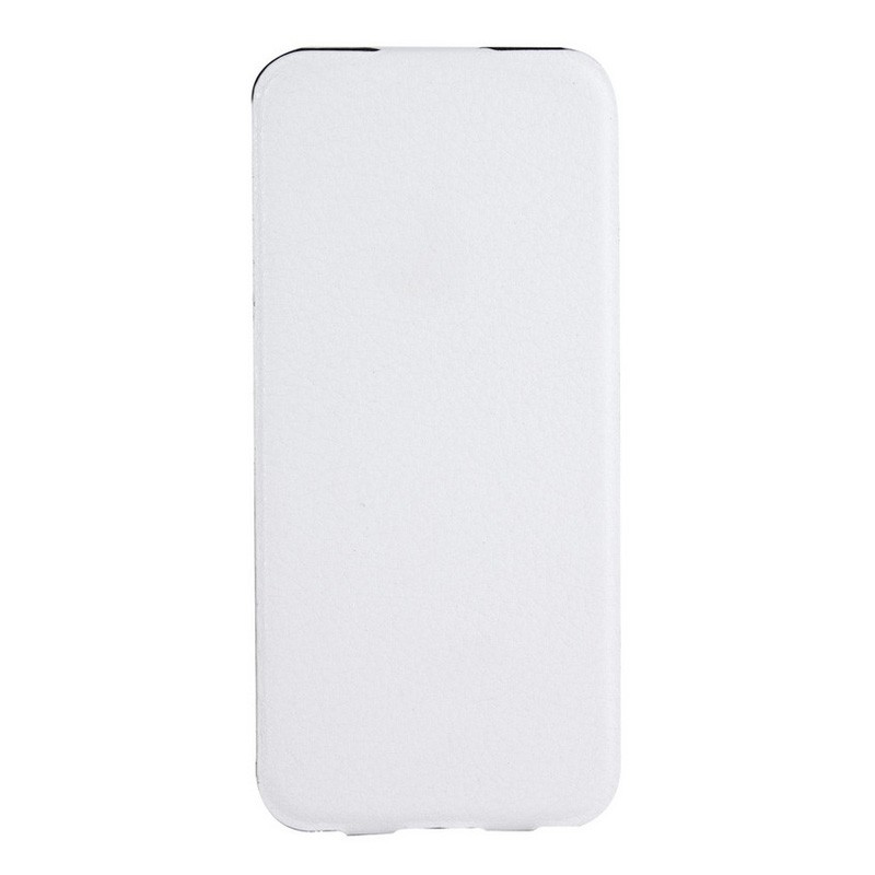 Xqisit UltraThin FlipCover iPhone 5/5S White - 2
