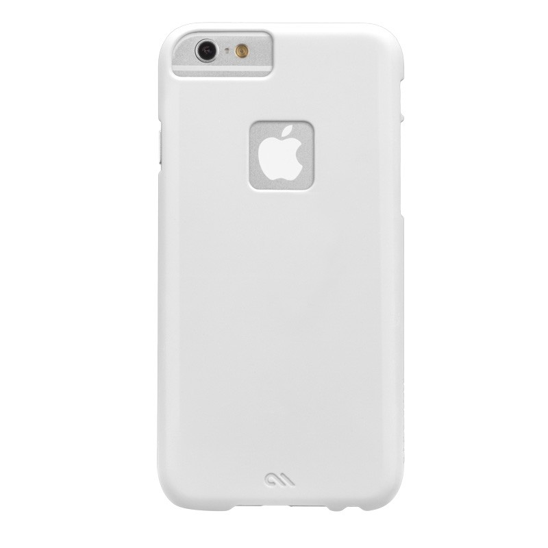 Case-Mate Barely There iPhone 6 White - 1
