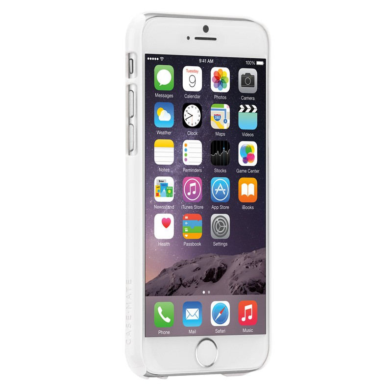 Case-Mate Barely There iPhone 6 White - 3