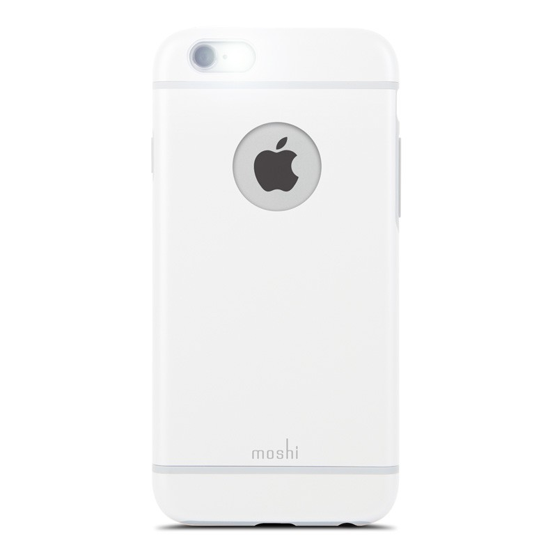 Moshi iGlaze iPhone 6 White - 4