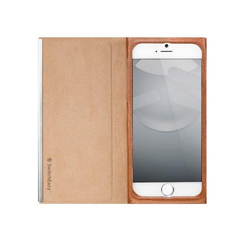 SwitchEasy Wrap iPhone 6 Brown - 3