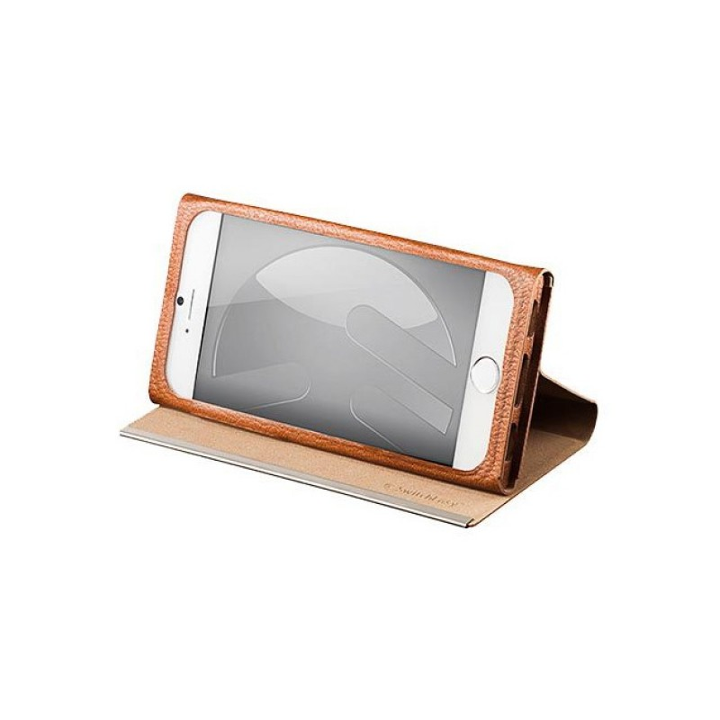SwitchEasy Wrap iPhone 6 Brown - 4