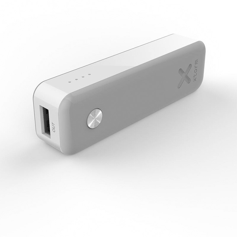 Xtorm XB098 Move 2.600mAh Powerbank - 5