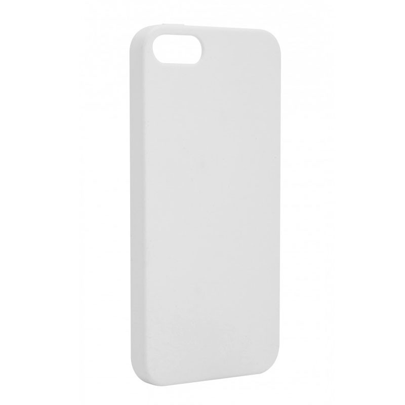 Xqisit FlexCase iPhone 5 (White) 01