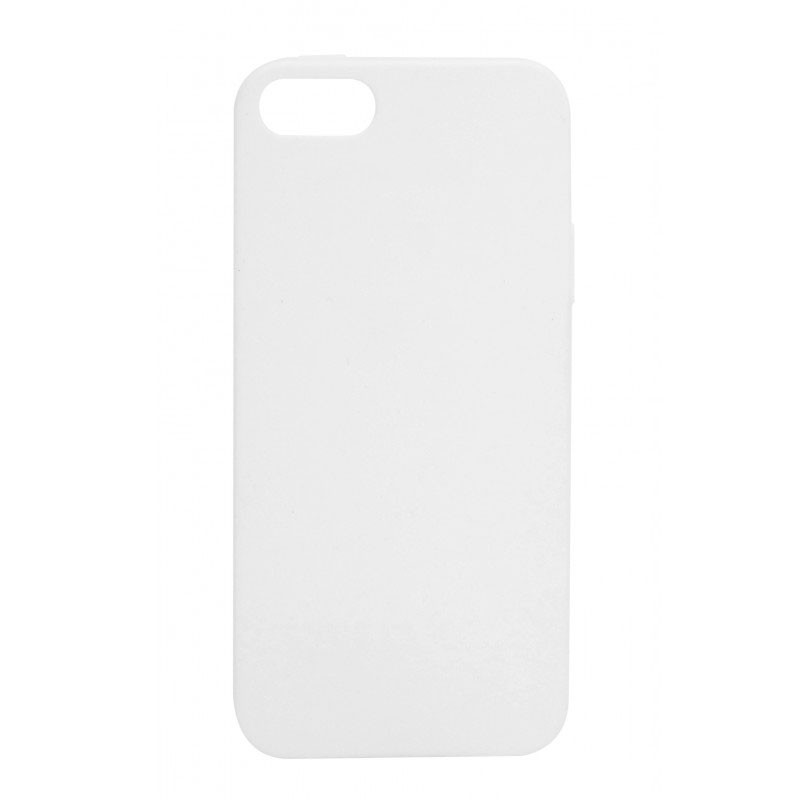 Xqisit FlexCase iPhone 5 (White) 03