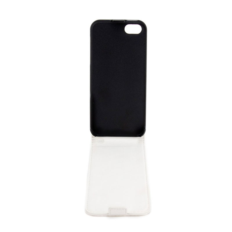 Xqisit FlipCover iPhone 5 (White) 04