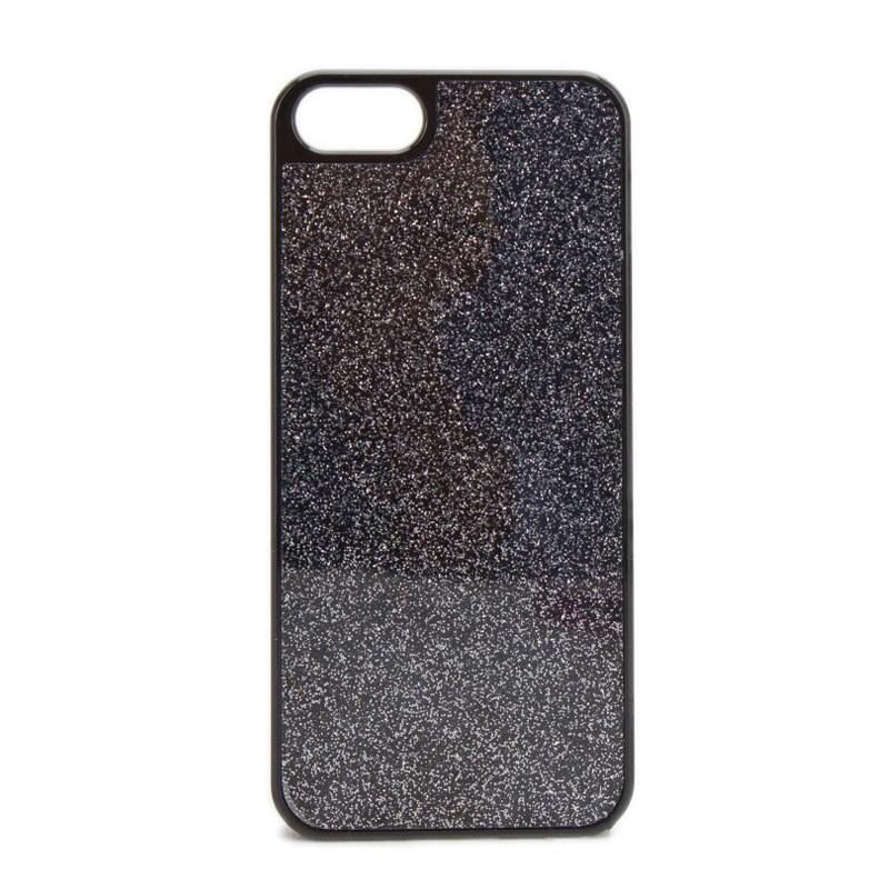 Xqisit iPlate Glamor iPhone 5 (Black) 02