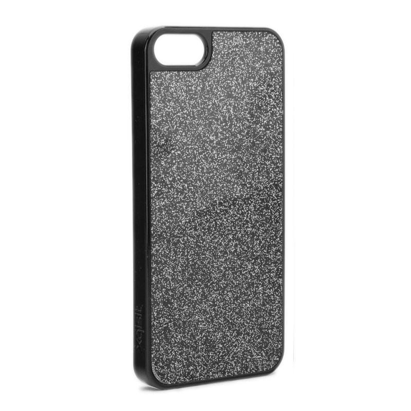 Xqisit iPlate Glamor iPhone 5 (Black) 01