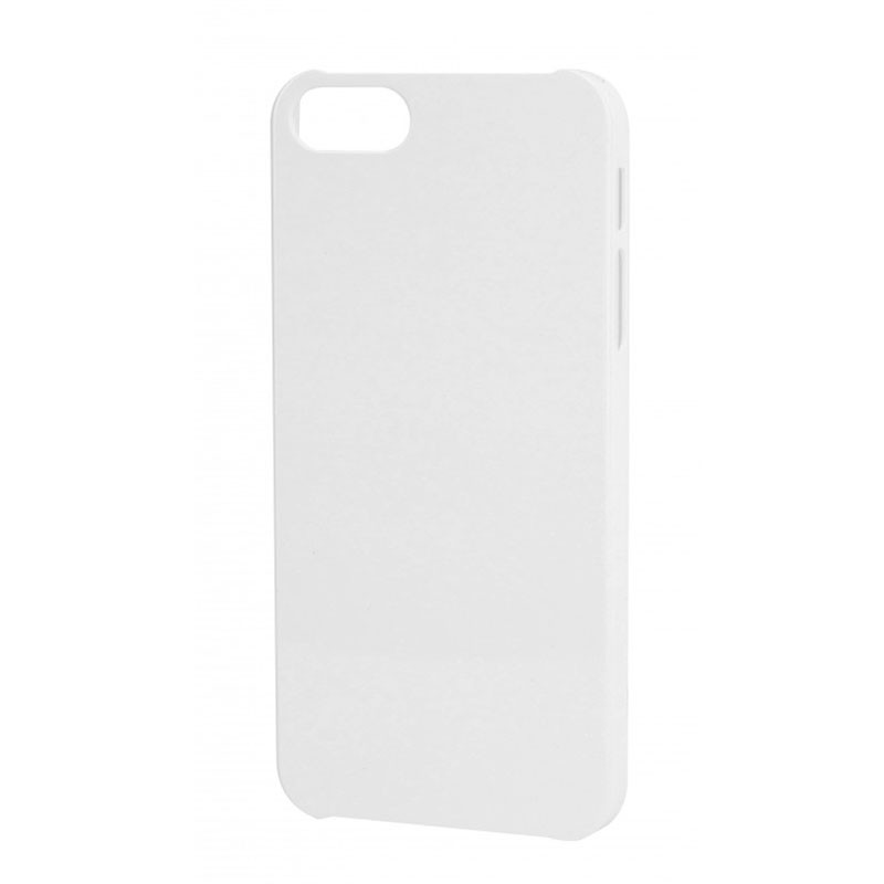 Xqisit iPlate Glossy iPhone 5 (White) 03
