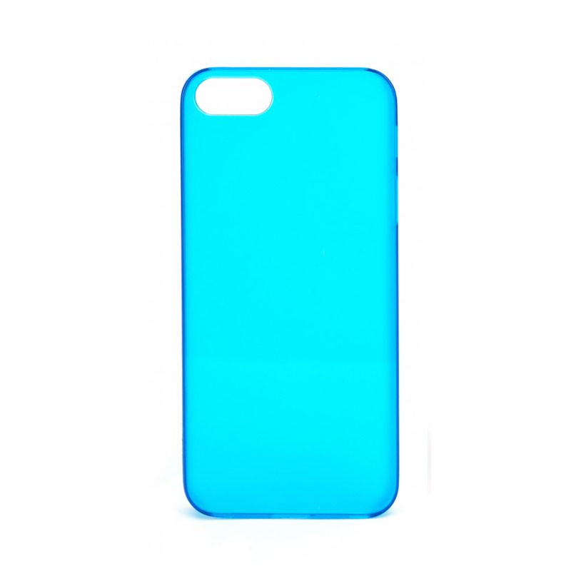 Xqisit - iPlate Ultra Thin iPhone 5 Blue 02