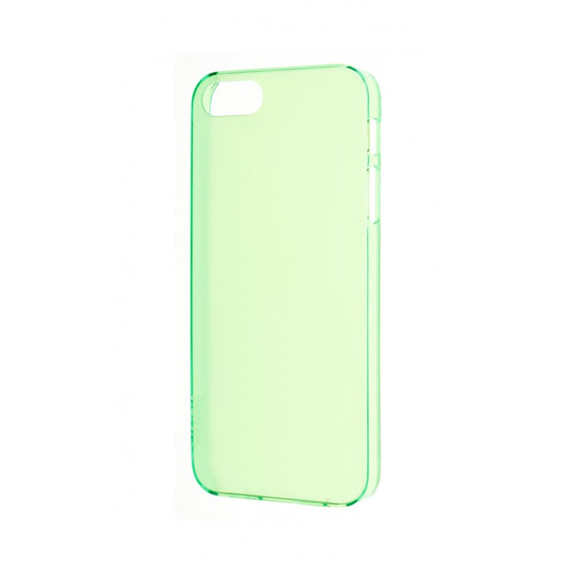 Xqisit - iPlate Ultra Thin iPhone 5 Green 01