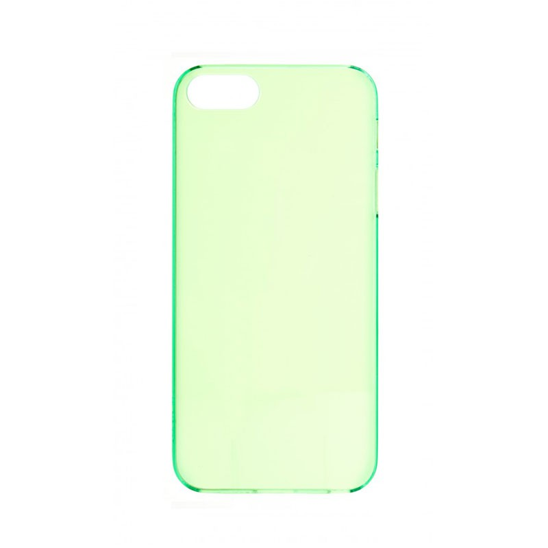 Xqisit - iPlate Ultra Thin iPhone 5 Green 02