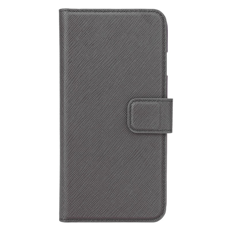 Xqisit - Wallet Case Viskan iPhone 6 Plus / 6S Plus Grey 02