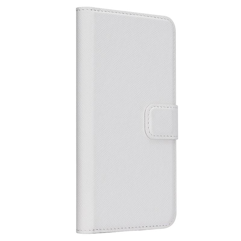 Xqisit - Wallet Case Viskan iPhone 6 Plus / 6S Plus White 01