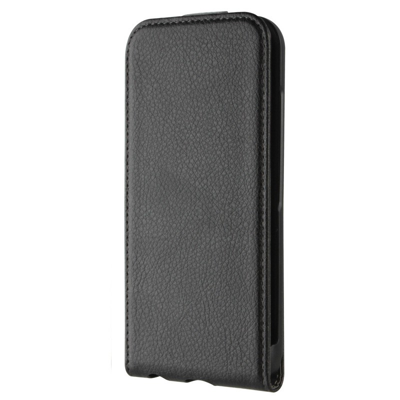 Xqisit FlipCover iPhone 6 Black - 5