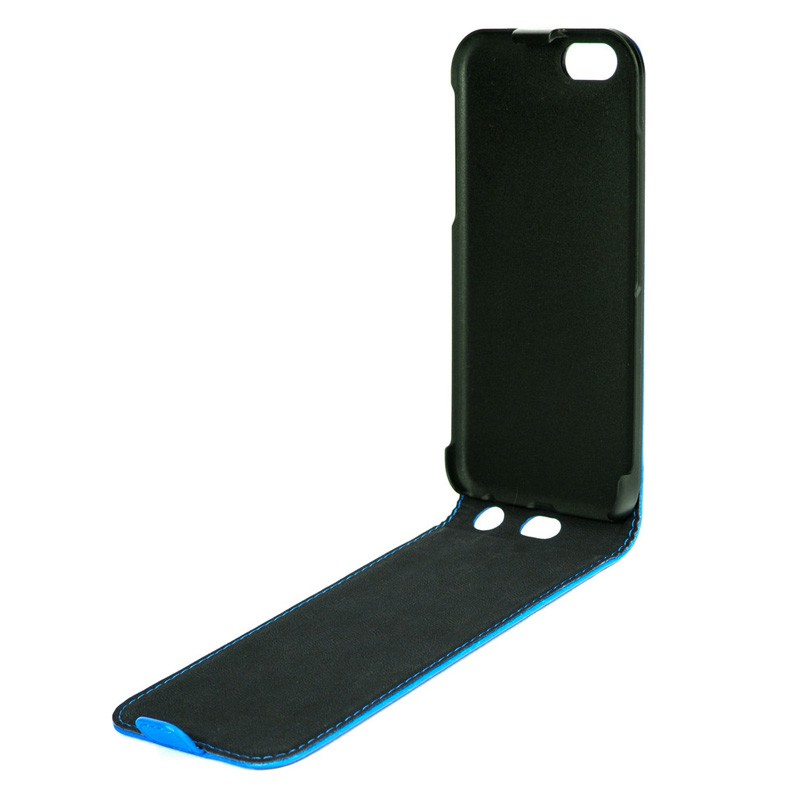 Xqisit FlipCover iPhone 6 Blue - 3