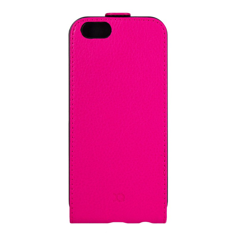 Xqisit FlipCover iPhone 6 Pink - 2