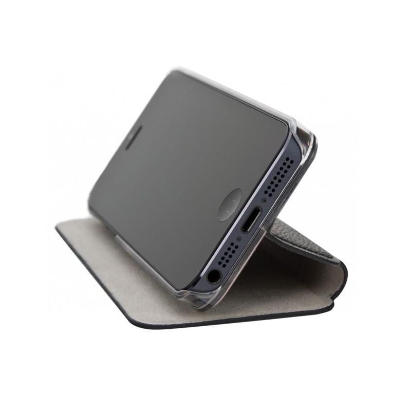 Xqisit Folio Case iPhone 5 Black - 3