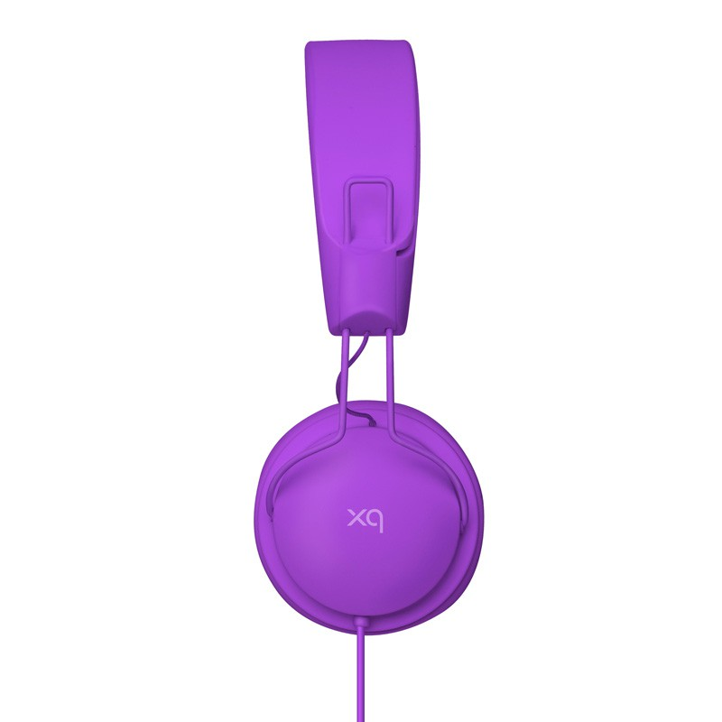 Xqisit HS Over-Ear Headset Purple - 2