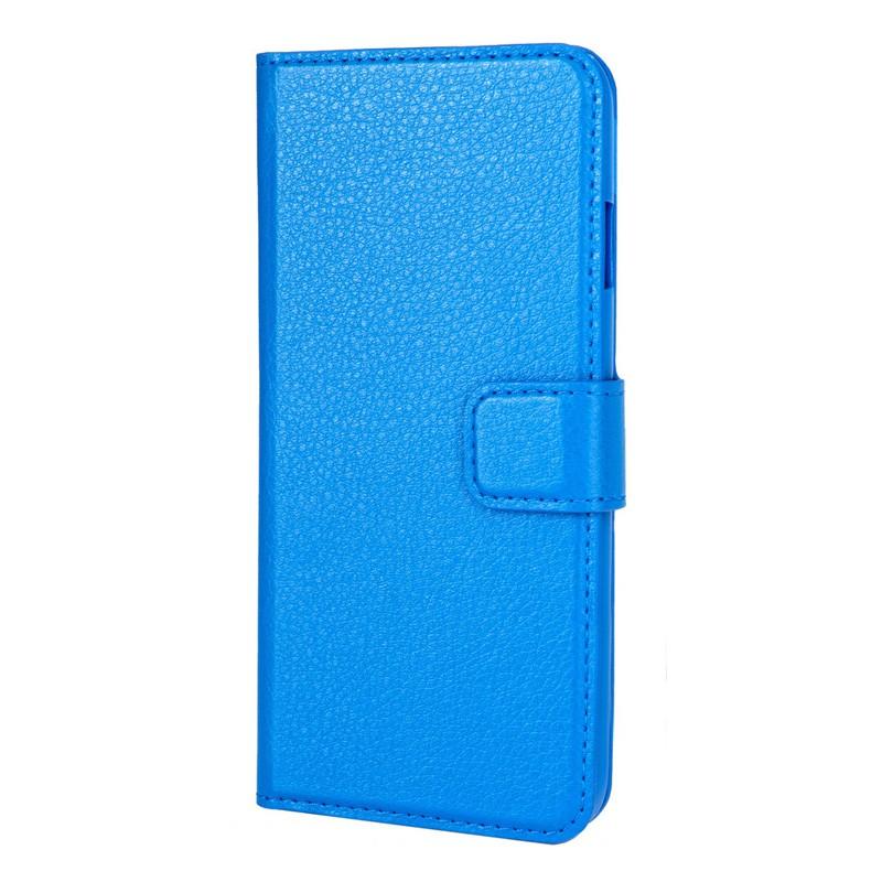 Xqisit Slim Wallet Case iPhone 6 Blue - 2