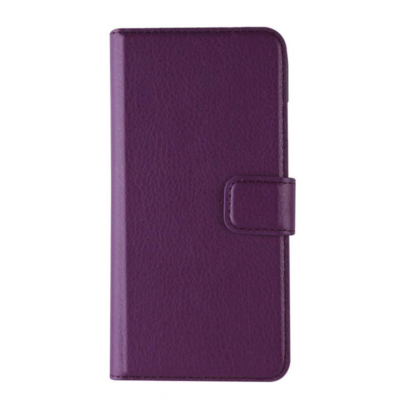 Xqisit Slim Wallet Case iPhone 6 Purple - 1