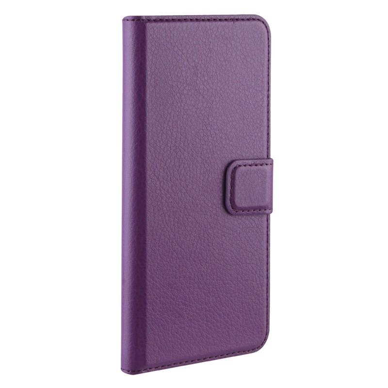 Xqisit Slim Wallet Case iPhone 6 Purple - 2