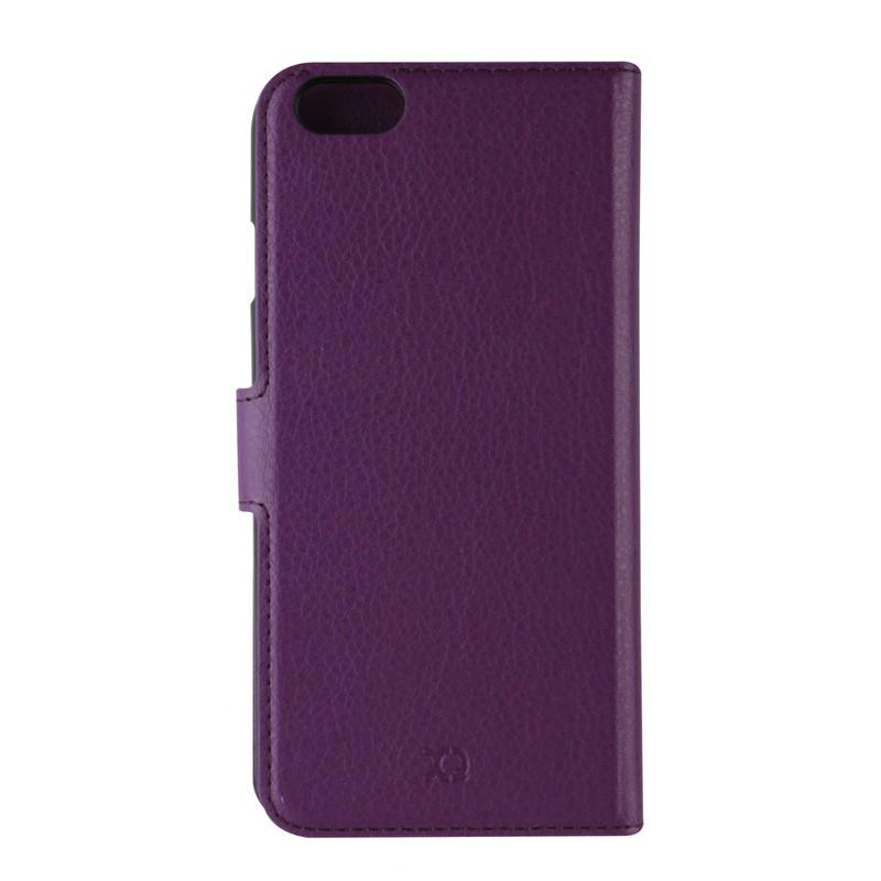 Xqisit Slim Wallet Case iPhone 6 Purple - 4