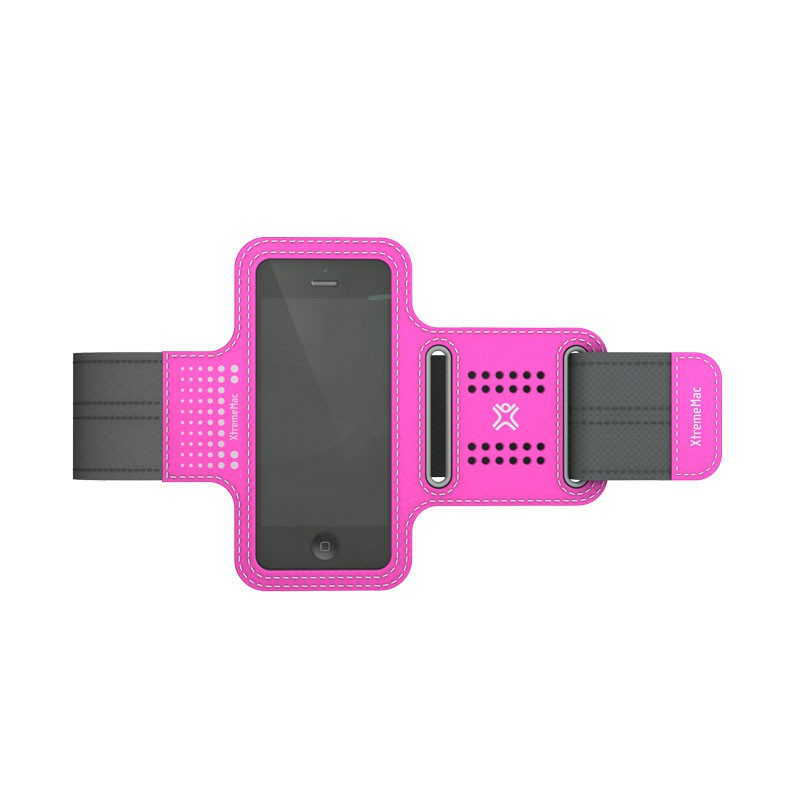 XtremeMac - Sportwrap iPhone 5 (Pink) 03